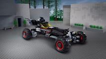 Batmobile Lego