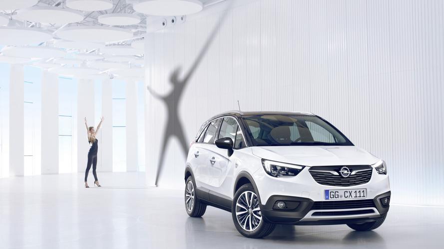 PSA ve Opel birleşmesi Cenevre'de Crossland X'e yarayacak!