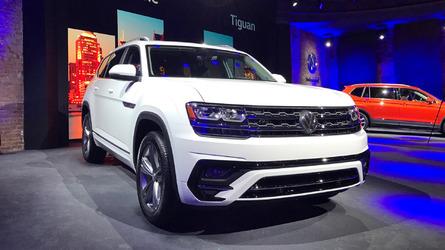 Vídeo - Veja detalhes do Atlas, o maior SUV da Volkswagen