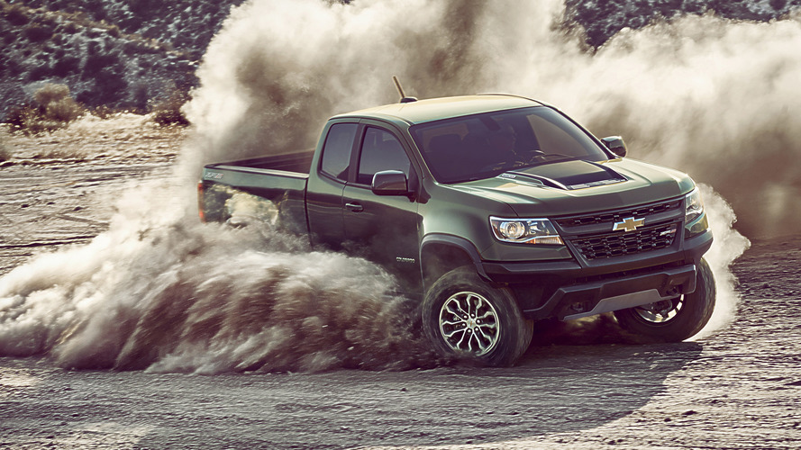 Chevy Colorado ZR2 Development Detailed In Video Series