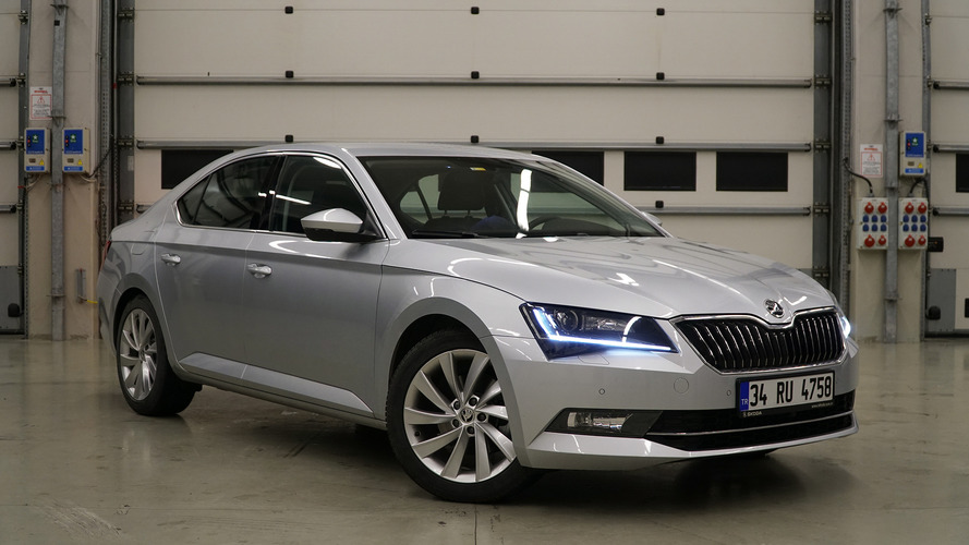 İnceleme: Skoda Superb 1.6 TDI