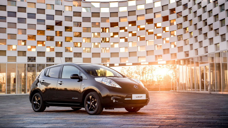 Nissan Leaf Black Edition 2017