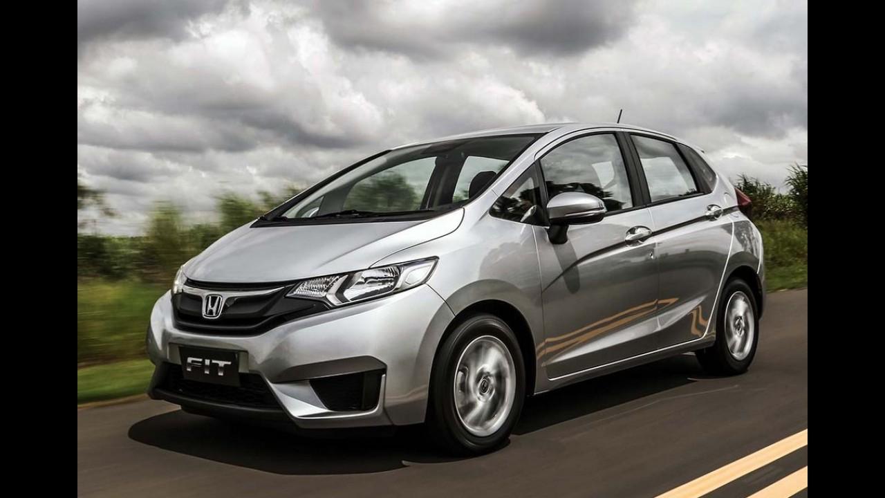 Honda também aumenta tabela de preços; HR-V parte de R$ 76,9 mil