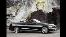 Mercedes Classe C Cabriolet 2017 estreia como um