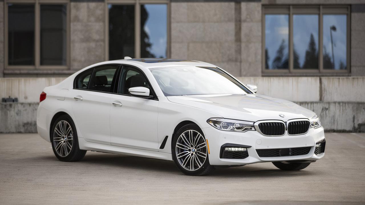 2017 BMW 5 Series: First Drive