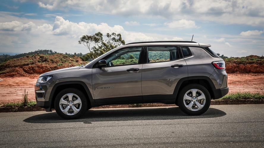 FCA aumenta preços do Jeep Compass e Dodge Journey