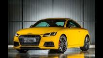 Teste CARPLACE: Audi TTS adiciona potência e tração na receita do cupê