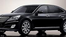 2010 Hyundai Equus - hi res