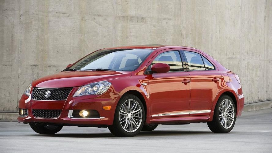 Suzuki launches U.S. ads claiming Kizashi sedan can outdo Audi A4, Mercedes C-Class