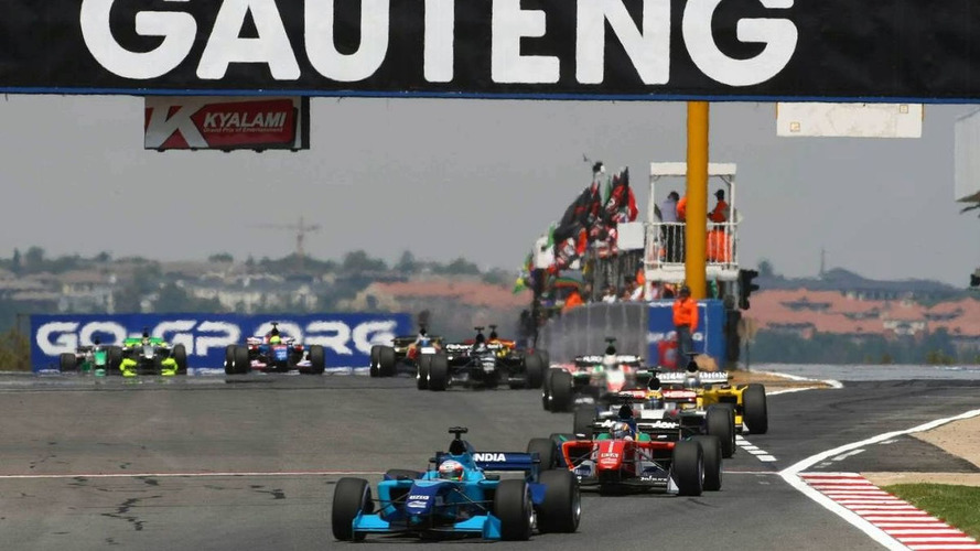 South Africa decides against new F1 bid