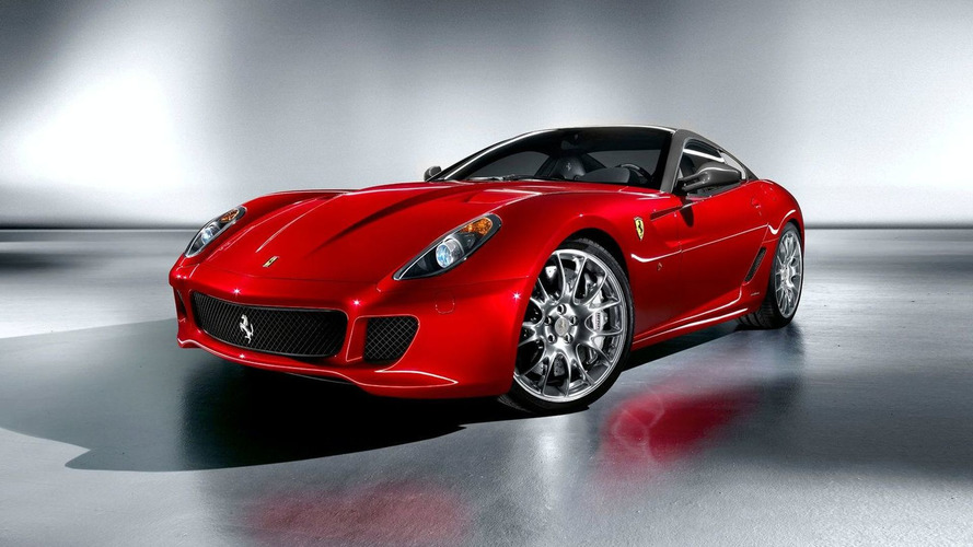 Ferrari 599 GTB Fiorano HGTE China Limited Edition Announced