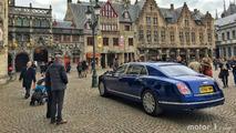 Essai Bentley Mulsanne Extended Wheelbase