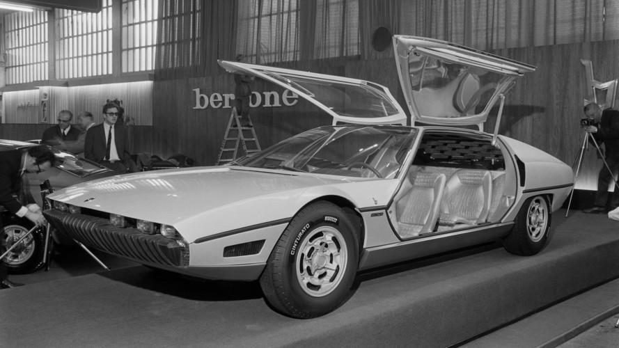 1967 Lamborghini Marzal: Concept We Forgot