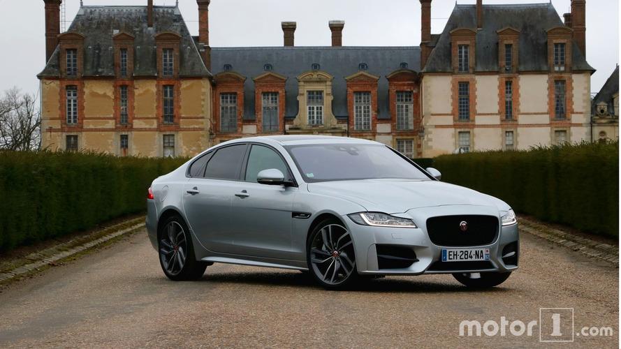 Essai Jaguar XF 3.0 V6 300 ch - Le diesel a encore du bon