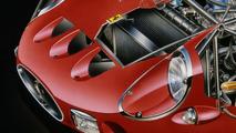 1962 Ferrari 250 GTO Cutaway
