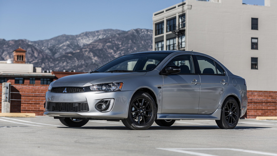 Mitsubishi Says Farewell To Lancer With Limited Edition