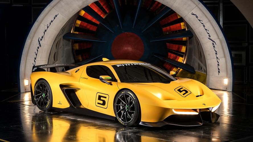 Fittipaldi EF7 Vision Gran Turismo, 600 bg güçle Cenevre'ye geldi
