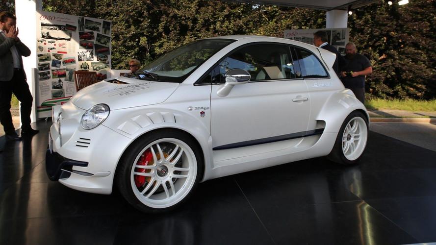 Fiat 500 Giannini, un superurbano con 350 CV