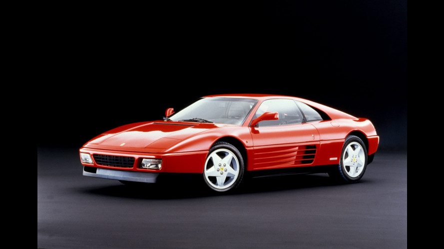 La Ferrari 348 compie vent'anni