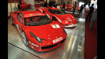 Ferrari al Motor Show di Bologna 2011