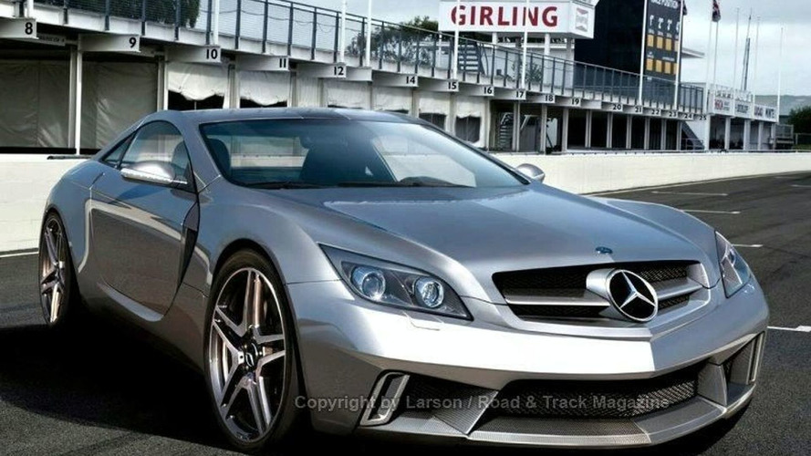 New Info on Mercedes SLC/Gullwing Uncovered