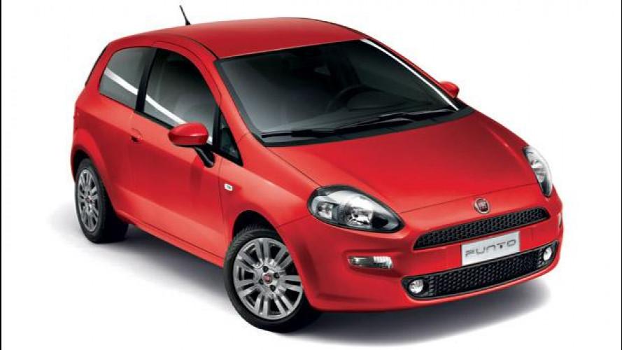 Nuova Fiat Punto Street