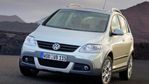New VW Cross Golf World Debut