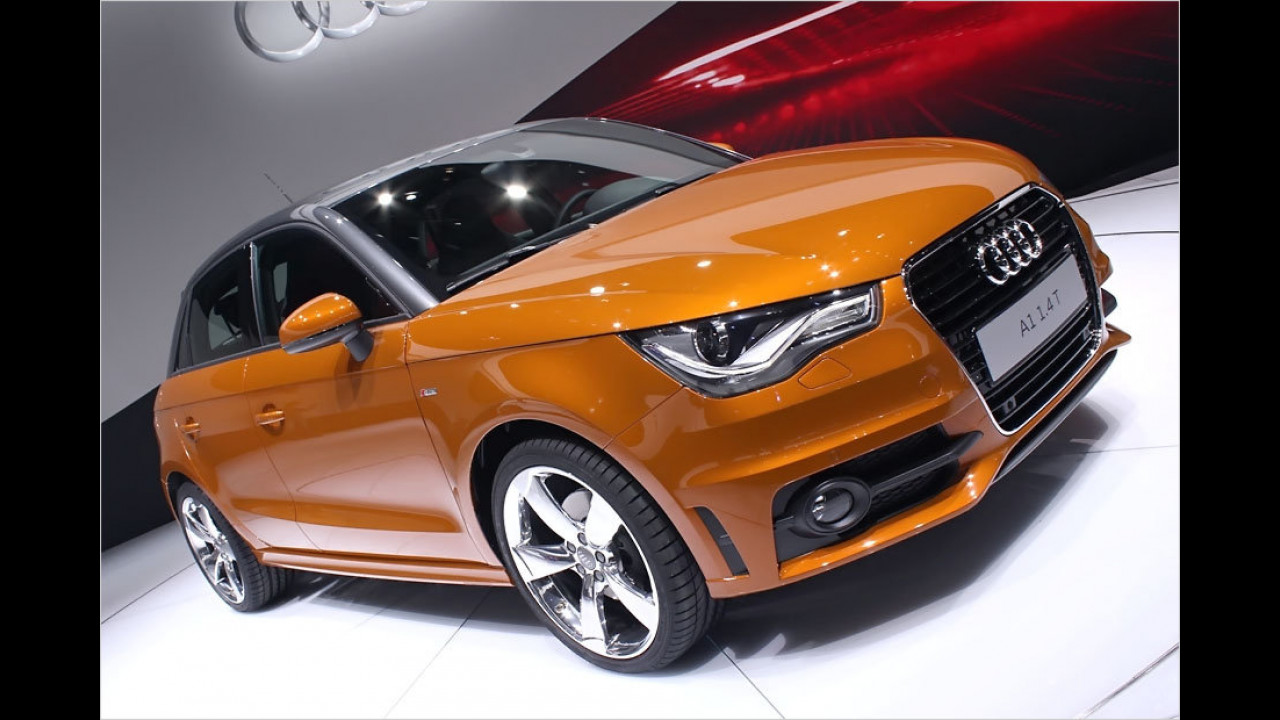 Audi A1 1.4T Sportback