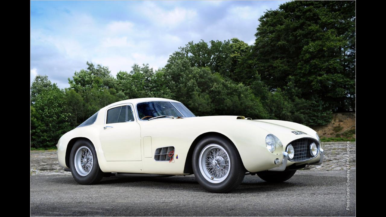 Platz 5: Ferrari 410S, Baujahr 1955