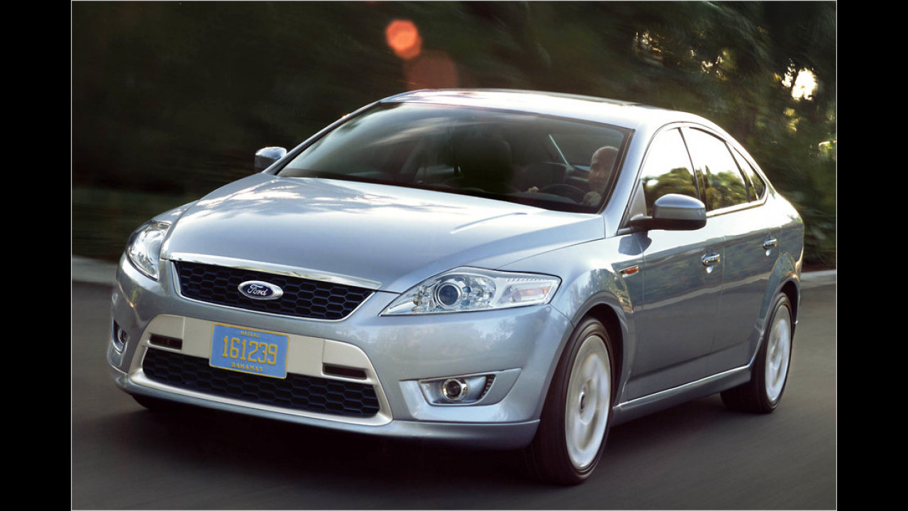 Ford Mondeo (Casino Royale, 2006)