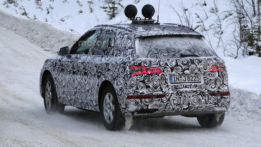 Audi RS Q5 coming next year with 450+ hp?