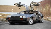 1983 DeLorean DMC-12