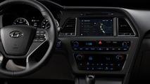 2015 Hyundai Sonata with Android Auto