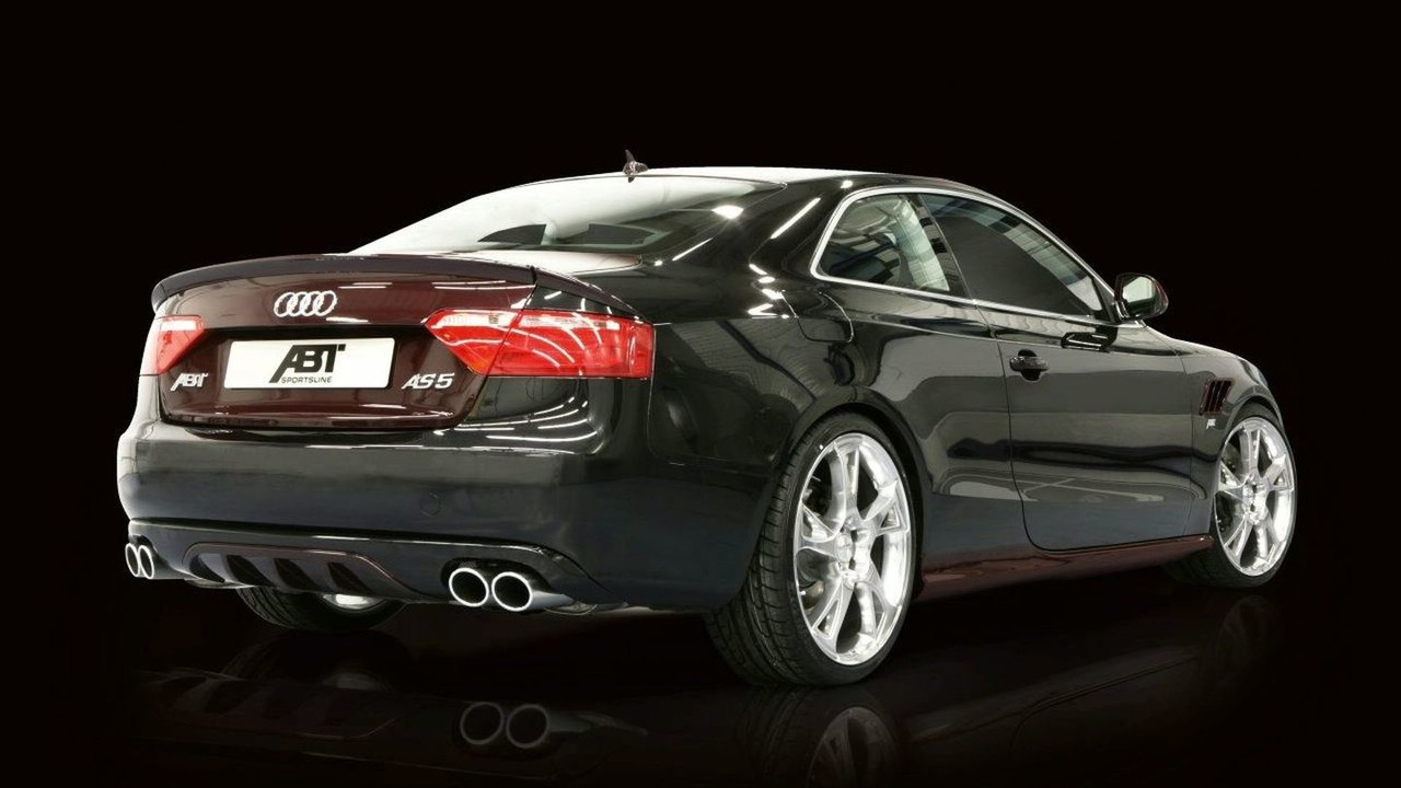 Abt AS5 Based on Audi A5
