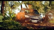 Comercial da Nova S10 - Chevrolet inicia divulgação da nova geração da picape