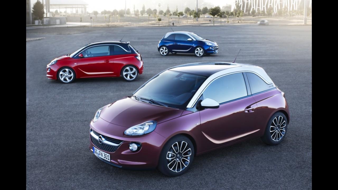 Opel diz que seria possível fazer um Adam OPC com motor 1.4 turbo de 180 cv
