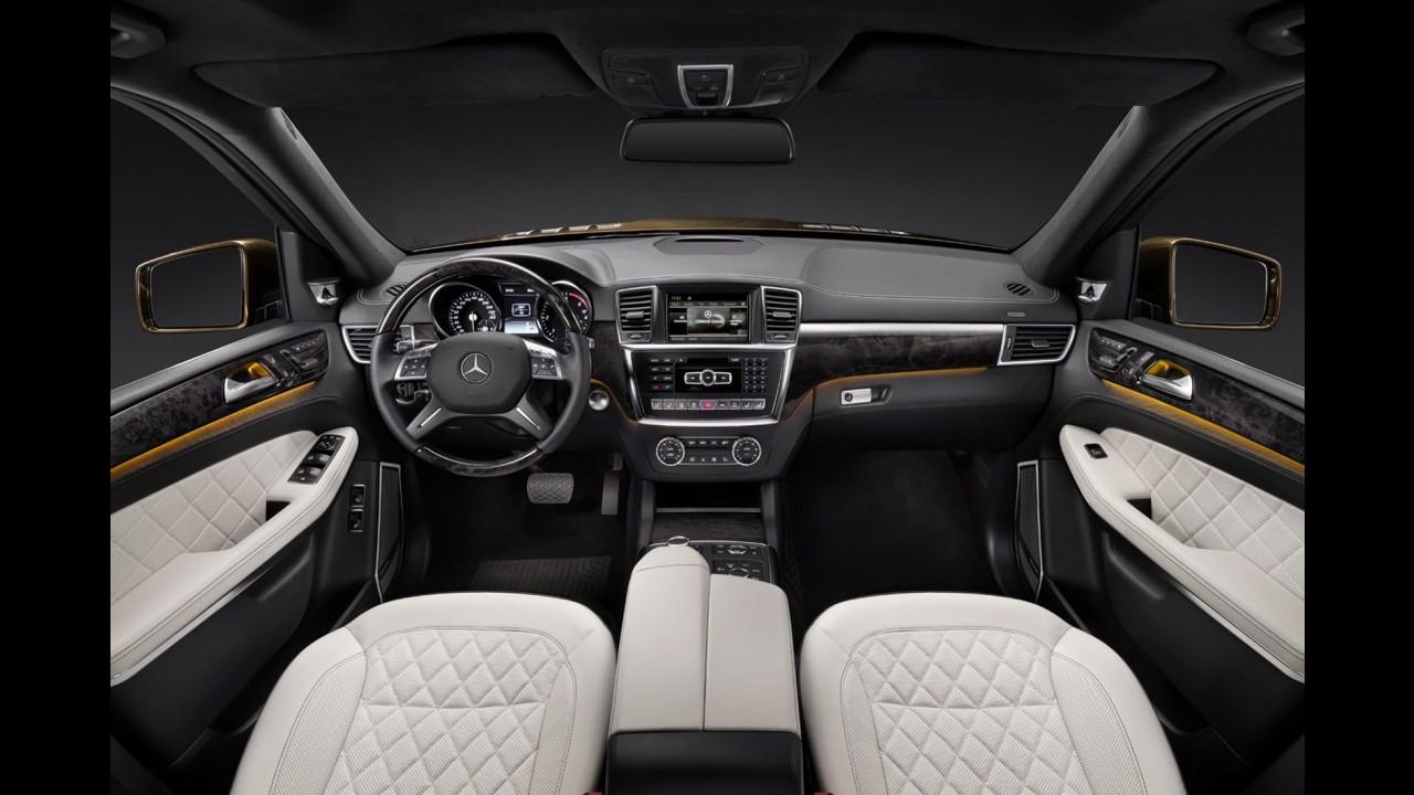 Mercedes-Benz GL é eleito