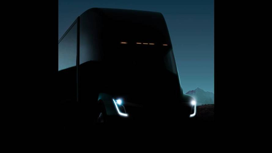 Tesla semi teaser image