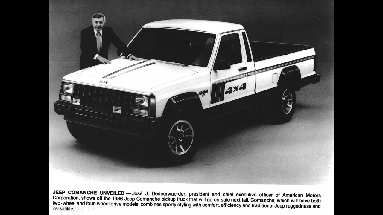 Jeep Comanche