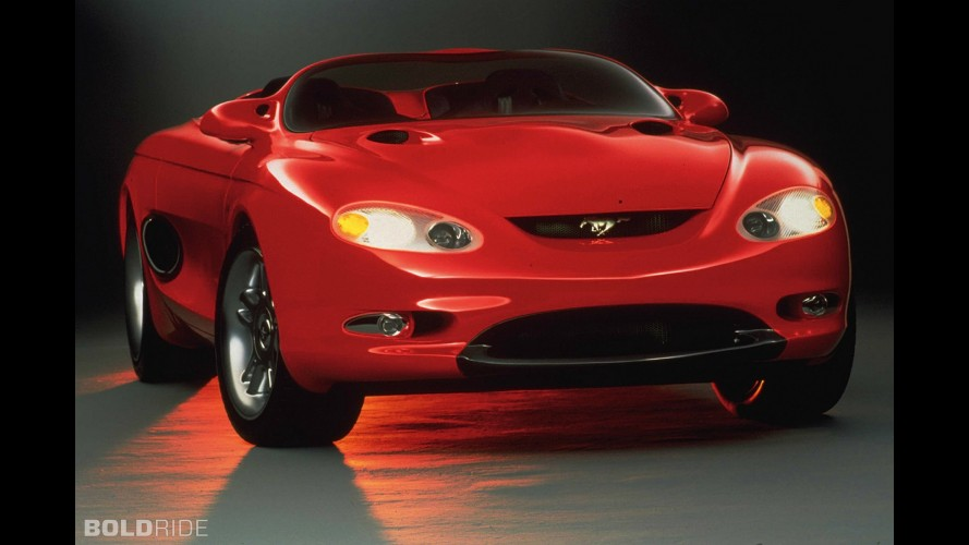 Ford Mustang Mach 3 Concept