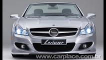 Mercedes-Benz SL recebe personalização visual da preparadora Lorinser