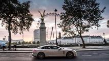 Porsche Panamera 4 E-Hybrid, 919 Hybrid in London
