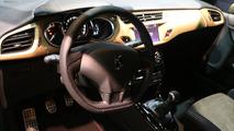 DS3 2016 Mondial de l'Automobile