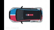 Chevrolet Spark Domino's Delivery Car