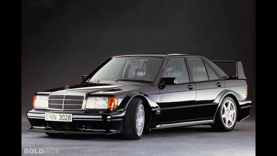 Mercedes-Benz 190e 2.5-16 Evolution II
