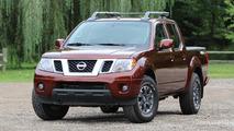 Nissan Frontier Pro-4X - EUA