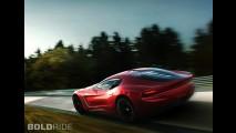 Alfa Romeo 6C Concept by Alex Imnadze