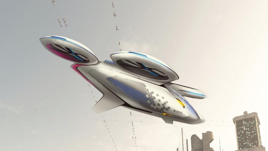 Airbus - La voiture volante décollera bien à la fin de l'année