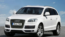 Audi Announces Q7 Hybrid for Late 2008