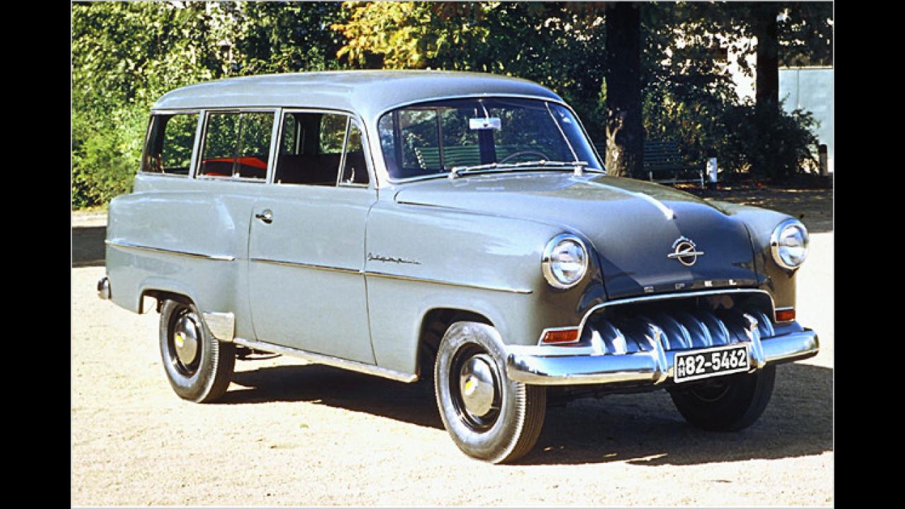 Opel Olympia Rekord Caravan (1953)